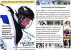 Flyer Faszination Frauen-Eishockey